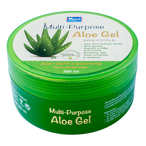 Гель для тела/YOKO MULTI-PURPOSE ALOE GEL. 300ml