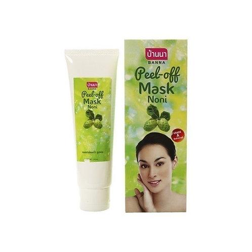 Маска пленка для лица/Peel-off Mask Noni, Banna. 120ml