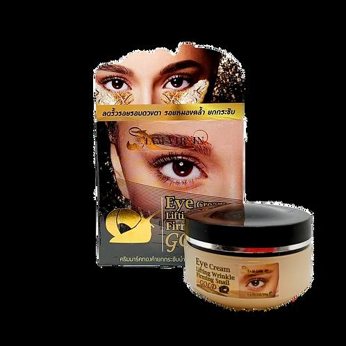 Крем для кожи вокруг глаз/Eye Cream Lifting Wrinkle Firming Snail GOLD. 30g