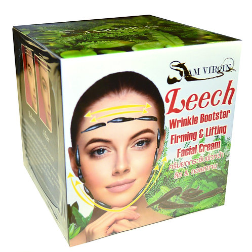 Лифтинг крем/Leech Wrinkle Bootster Firming&Lifting Facial Cream. 100g