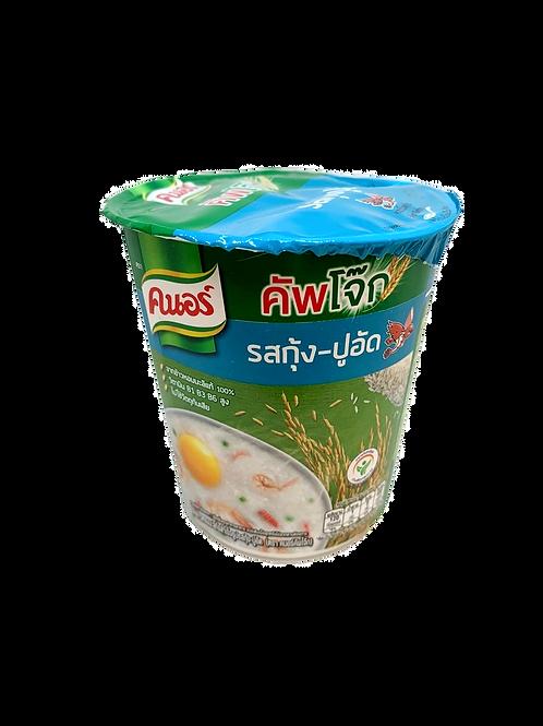 Рис быстрого приготовления с креветкой,Knorr,35гр