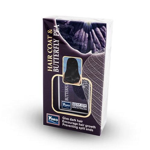 Сыворотка для волос/YOKO HAIR COAT & BUTTERFLY PEA (80 ml.)