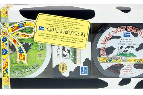 Подарочный набор/YOKO MILK PRODUCTS SET. 540 g.