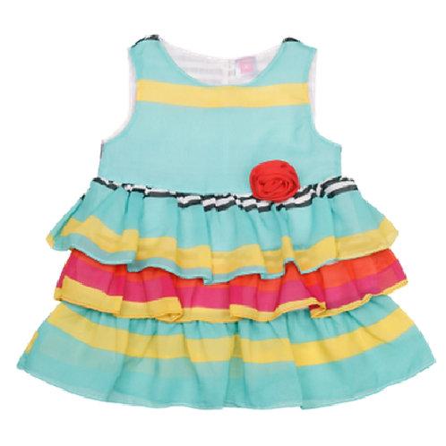 Платье для девочек, Carter's. 12, 18 месяцев