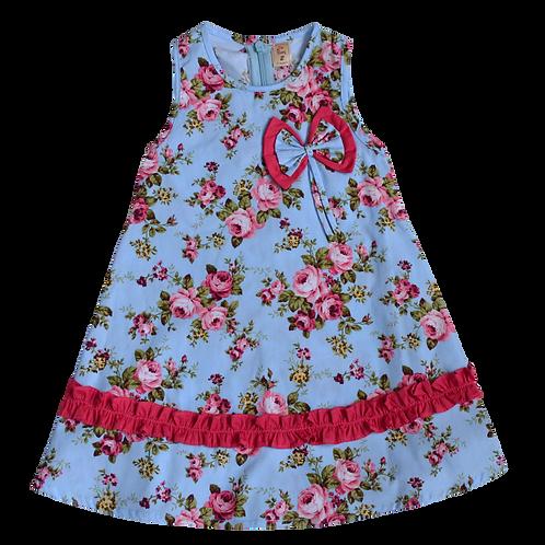 Платье для девочки, De Berry. 6 мес, 1-2 года