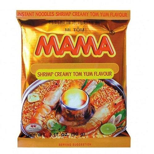 Лапша быстрого приготовления Том Ям,MAMA, 55g