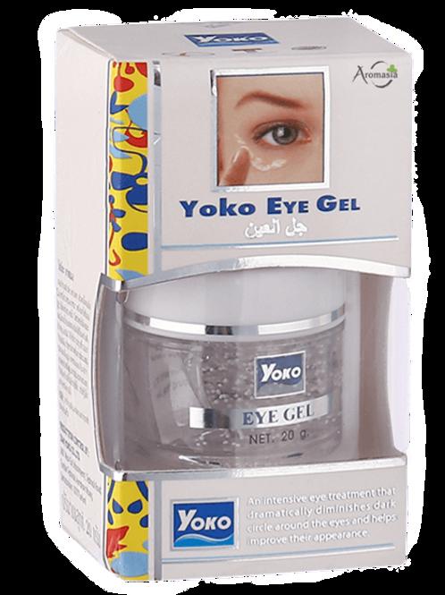 Гель для кожи вокруг глаз/YOKO EYE GEL, Yoko. 20g