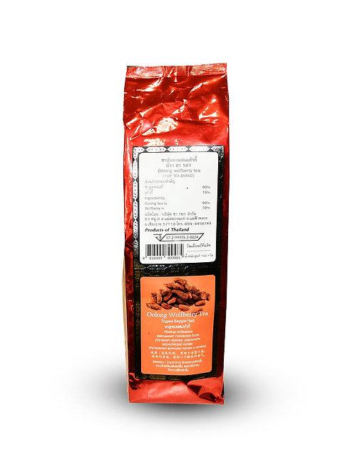 Чай Годжи Берри/Oolong Wolfberry Tea, 101 TEA BRAND. 100g