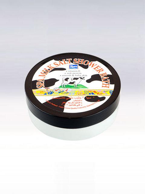 Скраб для тела молочный/YOKO SPA MILK SALT SHOWER BATH 250g