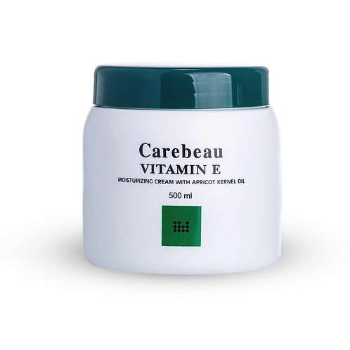 Крем для тела/BODY CREAM VITAMIN E, Carebeau, 500ml