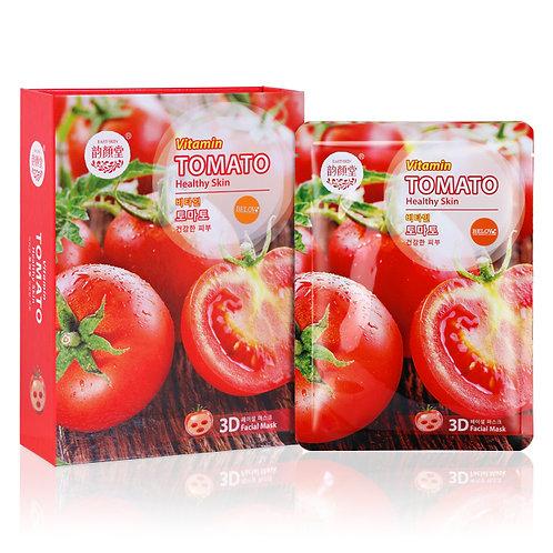 "Маска тканевая для лица""Tomato"",38гр"