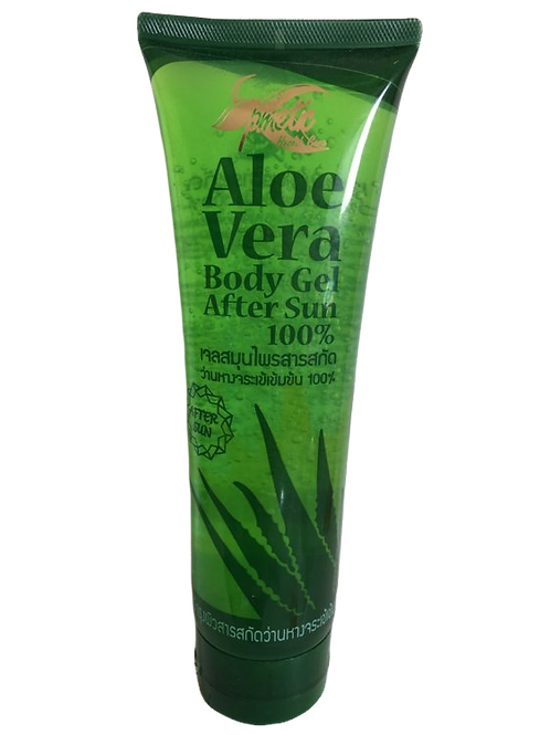 Гель для лица и тела/Aloe Vera Soothing after sun gel 99.5%. PMETIC. 120ml