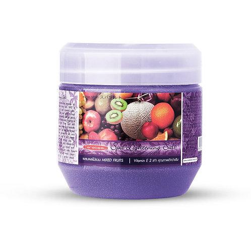 Солевой скраб/Carebeau Spa Lightening Salt Mixed Fruits 700g