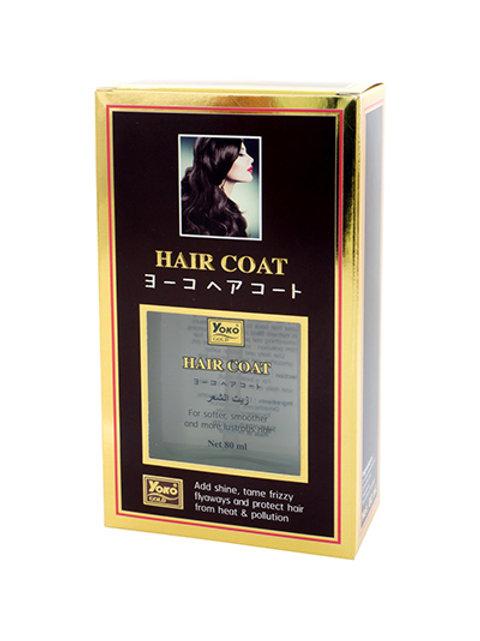 Масло для волос/YOKO GOLD HAIR COAT. 80ml