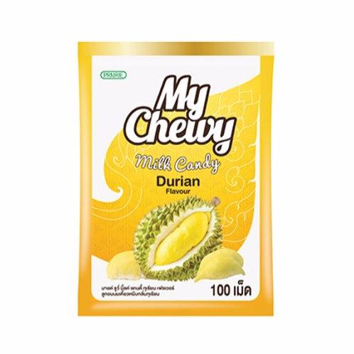 Конфеты со вкусом дуриана/My Chewy Milk Candy Durain Flavour 360 g.