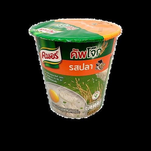 Рис быстрого приготовления с рыбой,Knorr,35гр