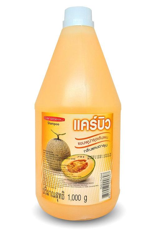 Шампунь с экстрактом Cantaloupe/Carebeau Hair Shampoo Cantaloupe. 1000 ml.-