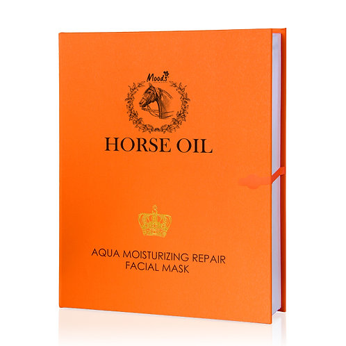 """Маска тканевая""""Horse oil"""" Belov,38гр"""