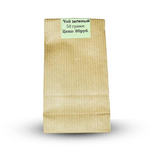 Тайский зеленый чай, Siam Tea Factoty. 50г