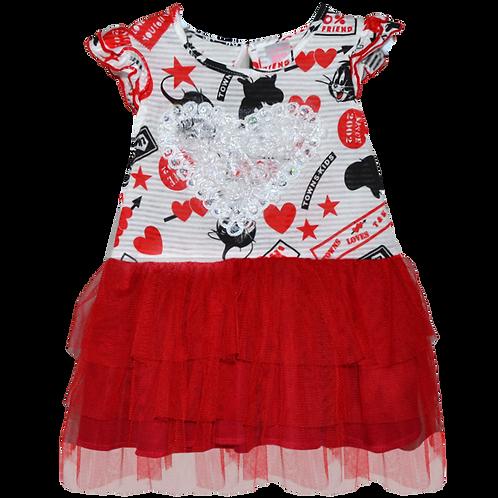 Платье для девочек, Carter`s. 2, 3, 4 года