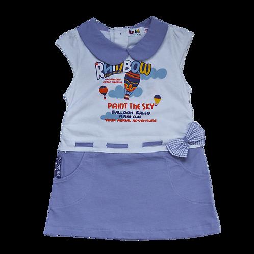 Платье для девочек, Lebe. 12, 18 месяцев