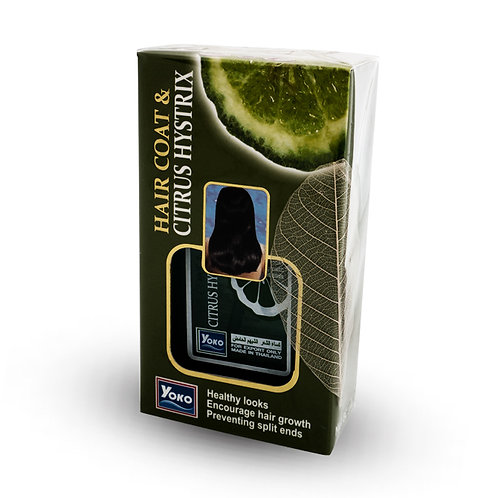 YOKO HAIR COAT & GREEN TEA (80 ml.)