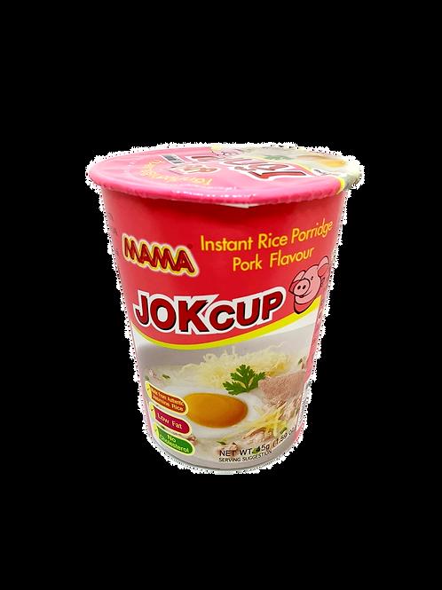 """Рис быстрого приготовления """"Pork Flavour"""", MAMA, 45g"""
