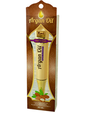 Крем для глаз/YOKO GOLD ARGAN OIL EYE CREAM (15ml)
