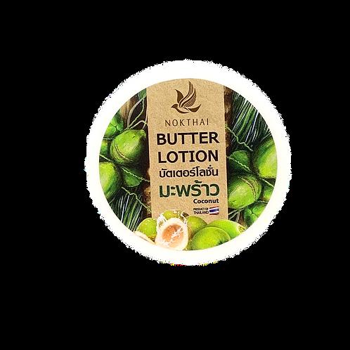 Масло для тела с кокосом/Butter Lotion Nokthai
