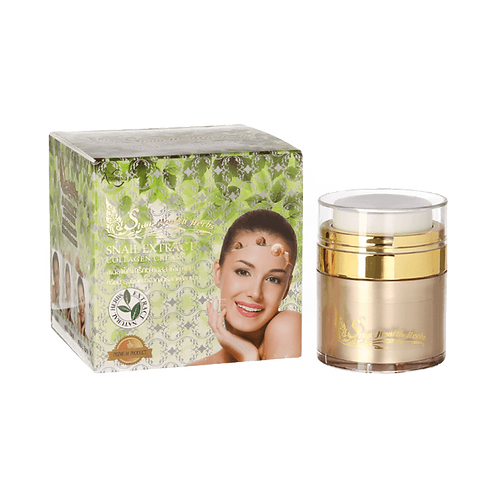 Крем для лица/SNAIL EXTRACT Colagen Cream. 30g