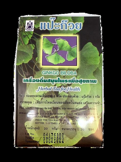 Напиток Ginkgo Biloba,20 пакетиков