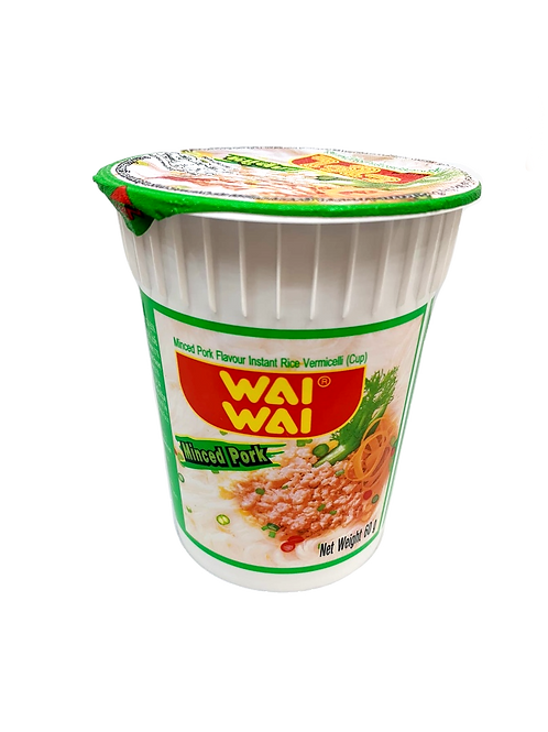 Лапша быстрого приготовления WaiWai,60гр