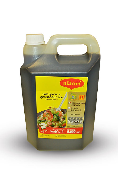 Соевый соус/Soy Sauce. 5000ml
