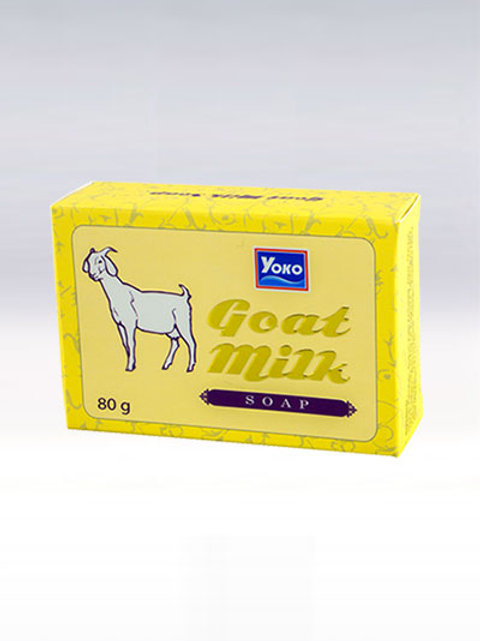Мыло на козьем молоке/YOKO GOAT MILK SOAP. 90g