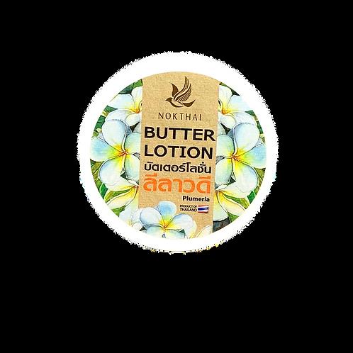 Масло для тела с плюмерией/Butter Lotion Nokthai