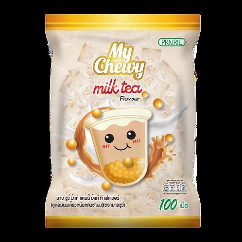 Конфеты со вкусом молочного чая/My Chewy Milk Candy Milk Tea Flavour 360 g.