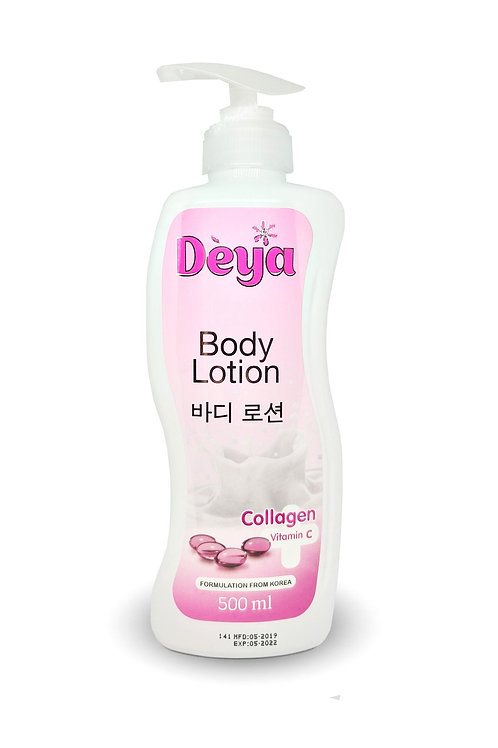 Лосьон для тела, Collagen/Deya Body Lotion Collagen