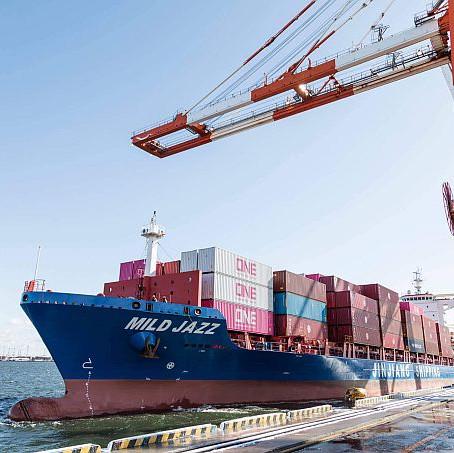 Предновогодняя отправка грузов из Таиланда!