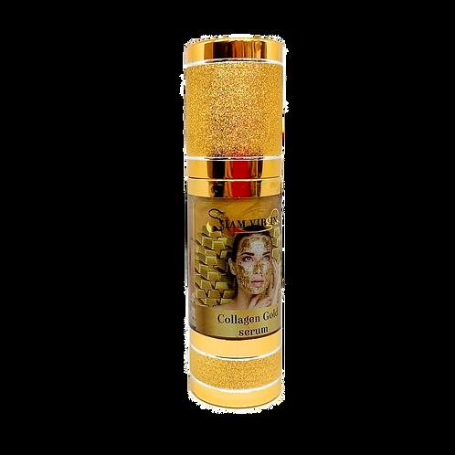 Сыворотка для лица/Collagen Gold Serum, Siam Virgin. 30ml
