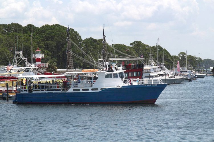 Panama city boat4