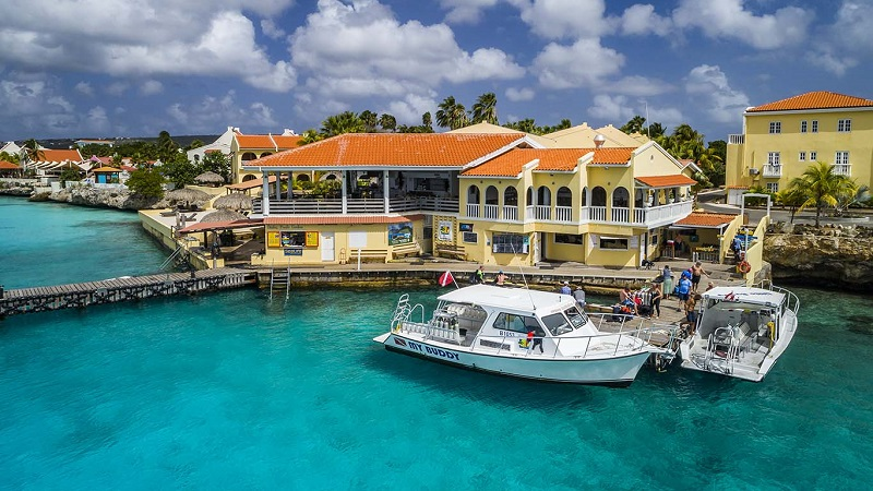 Bonaire at Buddy's Dive Resort
