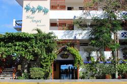 COZUMEL, MEXICO (Blue Angel Resort)