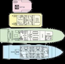 RSA II Yacht Layout 2018-X2