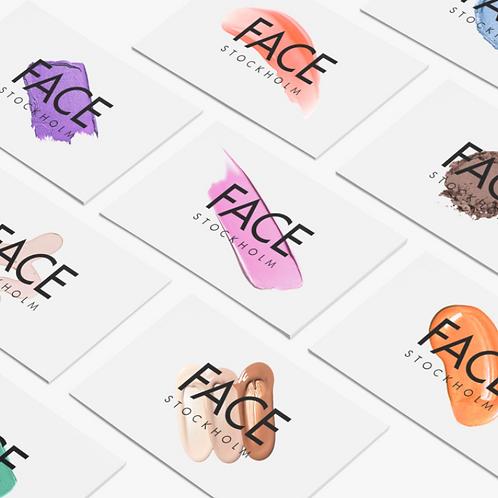 Make-up kurs på FACE Stockholm