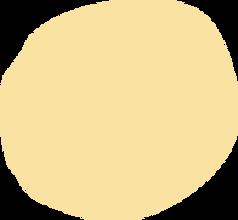 Forme ronde jaune