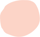 Forme ronde rose