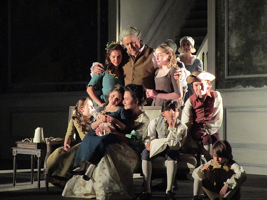 Stéphanie d'Oustrac dans Werther de Jules Massenet (Opéra de Nancy)