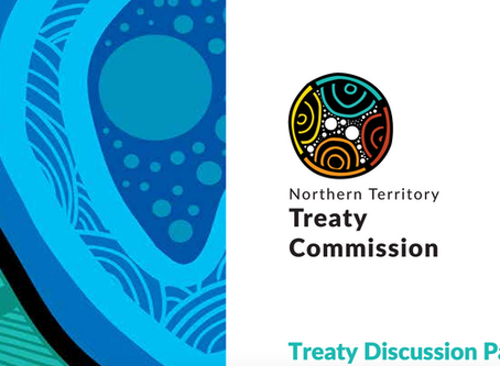 Discussion paper sets the path for Treaty in the Northern Territory.