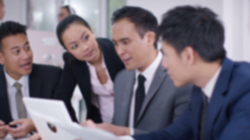 4k-asian-corporate-business-group-in-dis