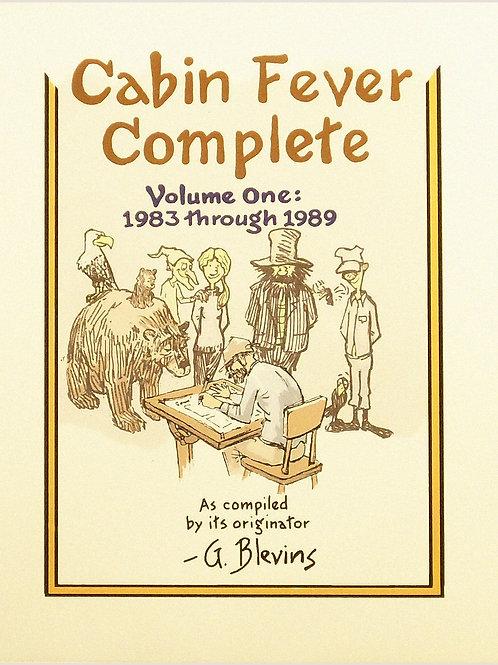 Cabin Fever Complete Volume 1